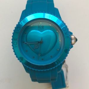 Ice Love Heart Watch